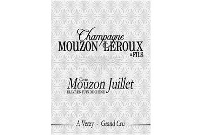 Étiquette Cuvée Mouzon Juillet